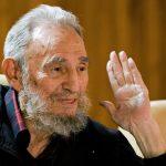 فیدل کاسترو رهبر انقلاب کوبا درگذشت