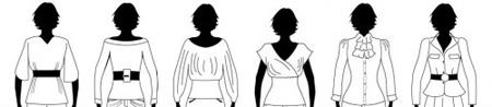 نحوه لباس پوشیدن,اصول لباس پوشیدن