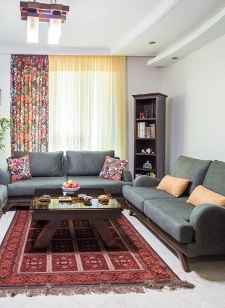 پرده جدید برای به روزشدن دکوراسیون منزل