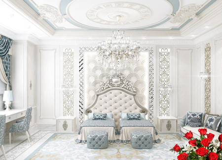 مدل دکوراسیون اتاق خواب سلطنتی چیدمان اتاق خواب,دکوراسیون و طراحی اتاق خواب