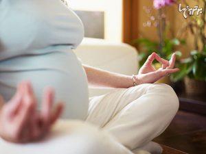جادوی مدیتیشن در دوران بارداری