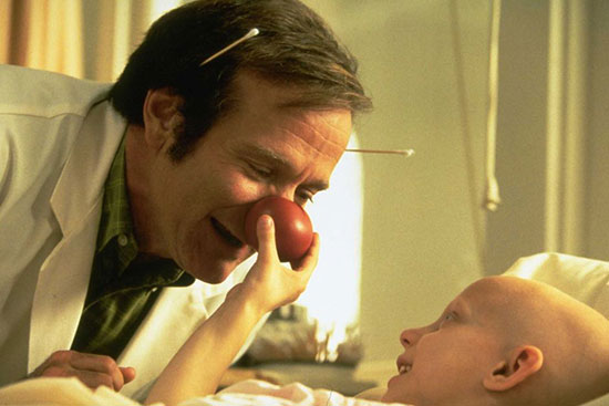 معجزه دلقک درمانی!
