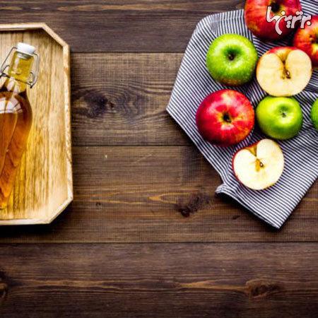 اشتباهاتی در خوردن سرکه سیب