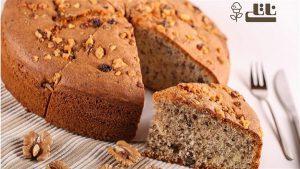 طرز تهیه کیک ساده در منزل