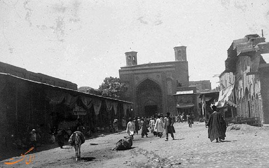 محلههای ثروتمندان در تهران قدیم