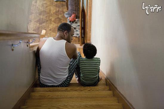 درمورد طلاق چگونه با بچهها حرف بزنیم