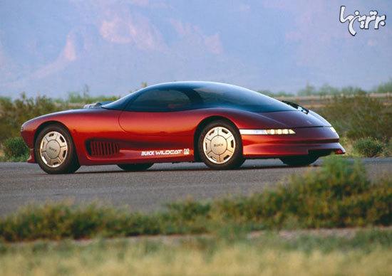 خودروهای فوقسریعی که طراحی عجیب و غریبی دارند