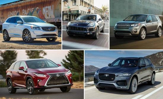 مقایسه ای بین خودروهای اروپایی،آمریکایی و ژاپنی!