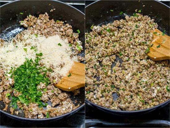 طرز تهیه قارچ شکم پر در فر، بدون روغن و بدون گلوتن